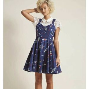 Heartfelt Invitation A-Line Dress in